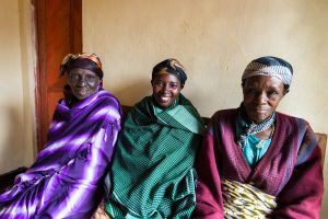 Widows of the genocide form a collective within the Gashonga Cooperative   Cyangugu, Rwanda